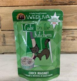 Weruva Weruva Cat In The Kitchen Pouch Chick Magnet 3oz (12)