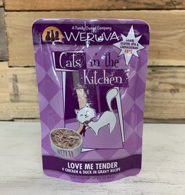 Weruva Weruva Cat In The Kitchen Pouch Love Me Tender 3oz (16)