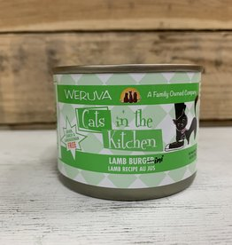 Weruva Weruva Cat in the Kitchen Lamb Burgers 6oz