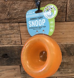 Outward Hound - Planet dog Planet Dog Snoop orange Made in USA
