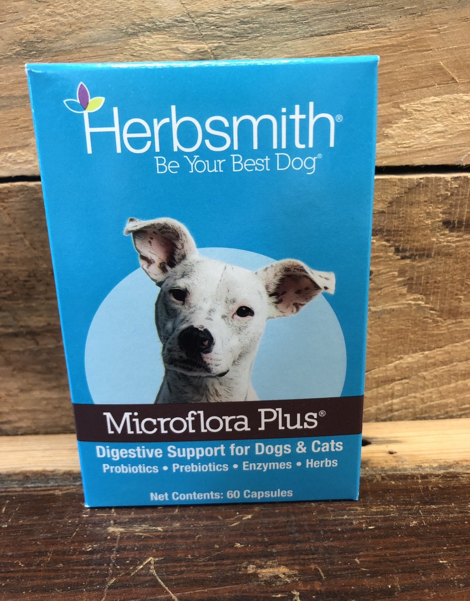 Herbsmith Microflora plus 60ct