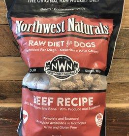 Northwest Naturals Frozen Beef nuggets 6#