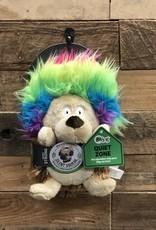 Go Dog Go Dog Silent Large Squeak Hedgehog Crazy Hair