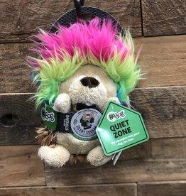 Go Dog Go Dog Silent Small Squeak Hedgehog Crazy Hair