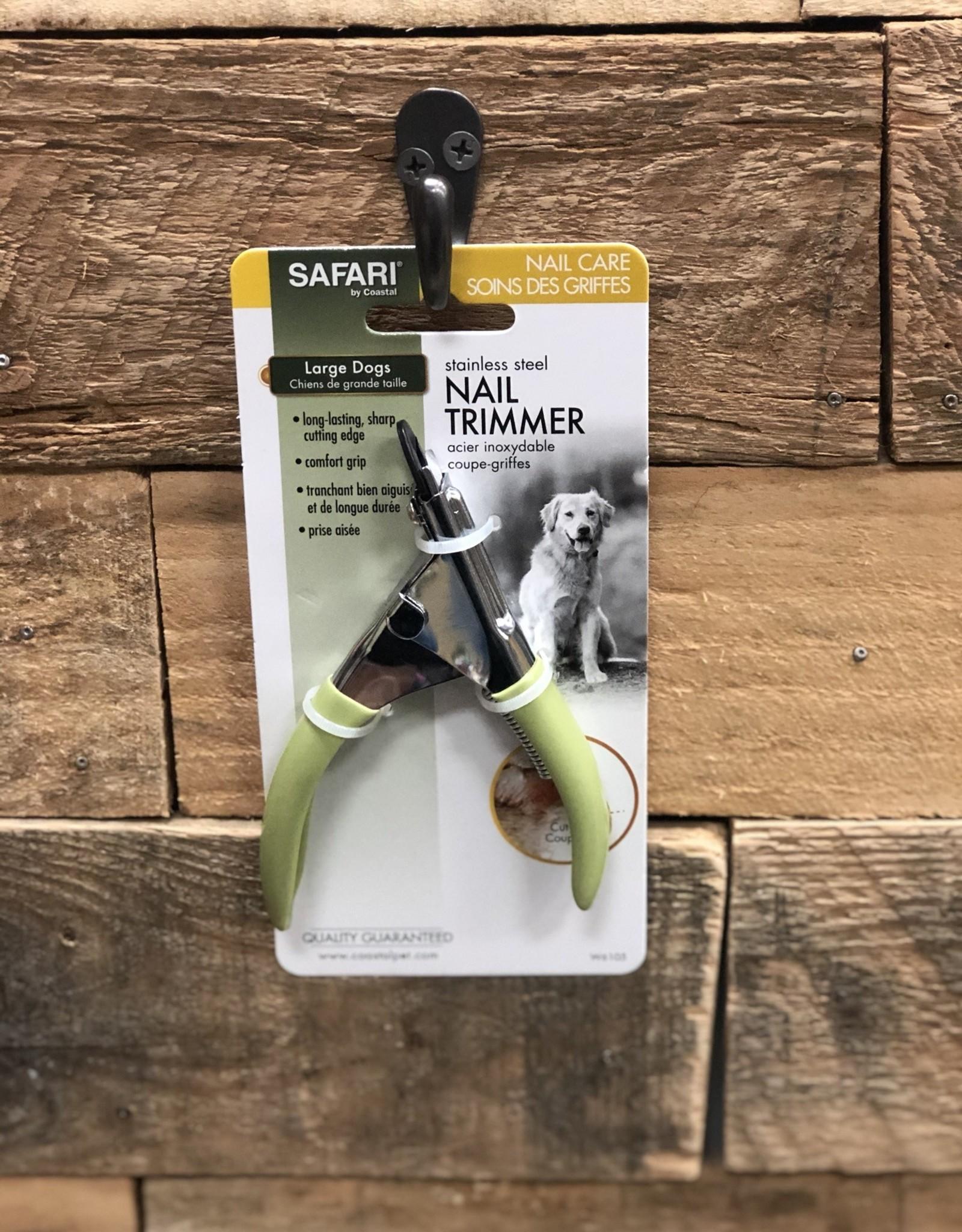 Coastal Pet Products COASTAL SAFARI GUILLOTINE NAIL TRIMMER