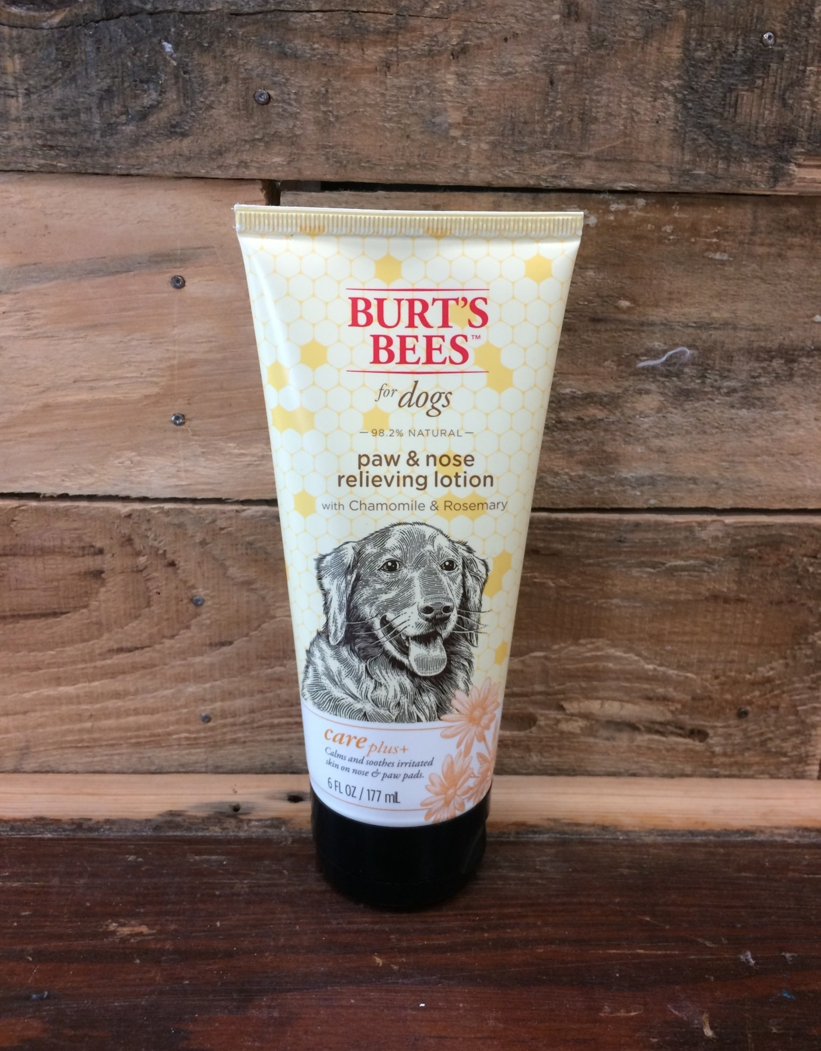 Burts Bee For Dogs Burts Bees Care plus Paw and nose relieving lotion/chamomile and rosemary