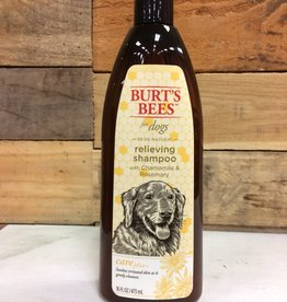 Burts Bee For Dogs Burts Bees Care plus relieving shampoo/rosemary and chamomile