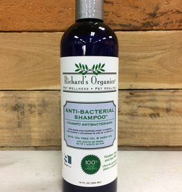 Synergy Labs richard's organics' anti-bacterial shampoo 12oz