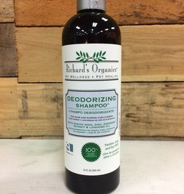 Synergy Labs Richard's Organics' deodorizing shampoo 12oz