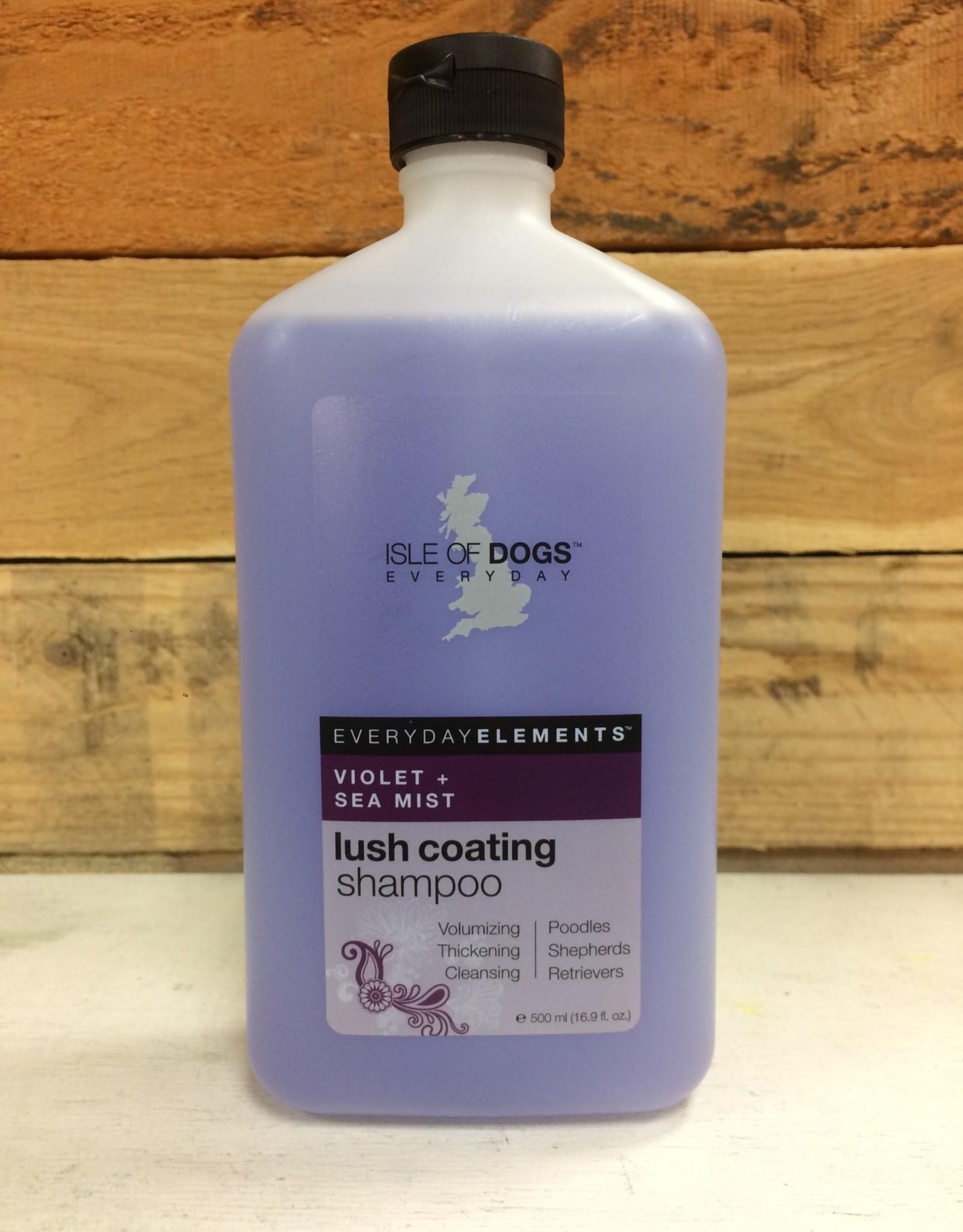 ISLE OF DOGS violet sea mist shampoo 16oz