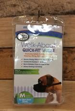 Four Paws Quick Fit Muzzle Size 3XL MED
