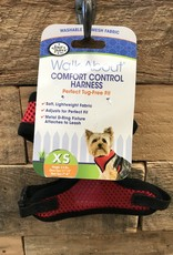 FOUR PAWS XS. RED COMFORT CONTROL HARNESS