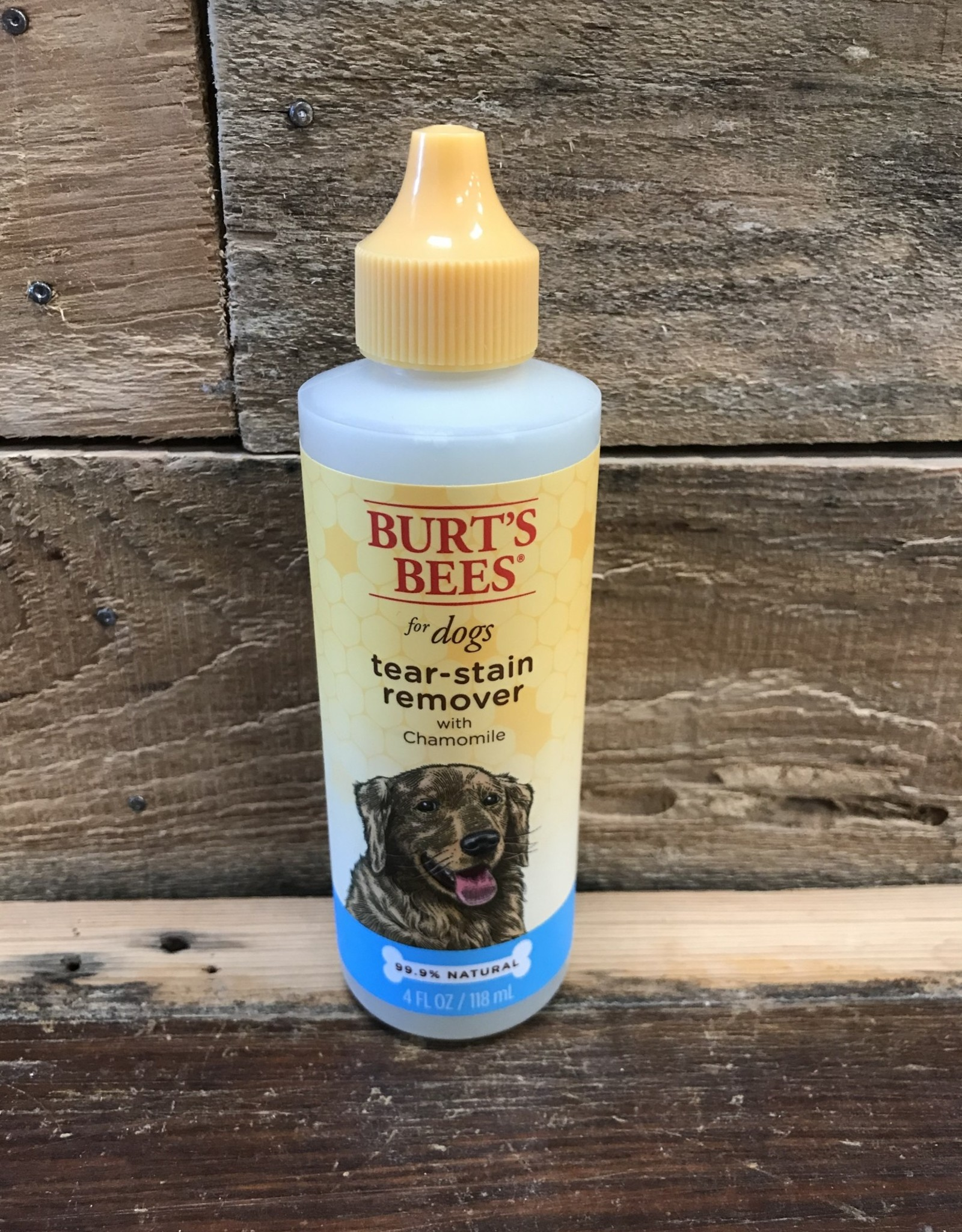 Burts Bee For Dogs BURTS BEES TEAR STAIN REMOVER 4OZ