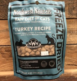 Northwest natural FD CAT FOOD TURKEY 4 OZ