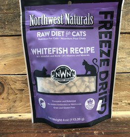 Northwest natural FD CAT FOOD whitefish 4 OZ