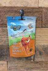 Emerald Pet Dental Cat Treat - Chicken 3oz.