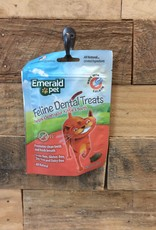 Emerald Pet Dental Cat Treat - Salmon 3oz.