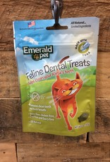 EMERALD PET 3 OZ. DENTAL CAT TREAT - TUNA