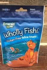 Emerald Pet 3oz Wholly Fish Salmon