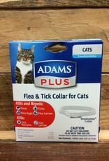 Central Life Sciences- Adams Adams Plus Flea & Tick Collar for Cats & Kittens
