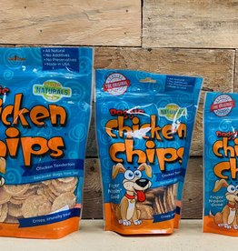 Chicken Chips Doggie chicken chips 4 oz