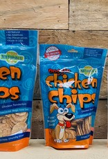 Chicken Chips Doggie chicken chips 8 oz