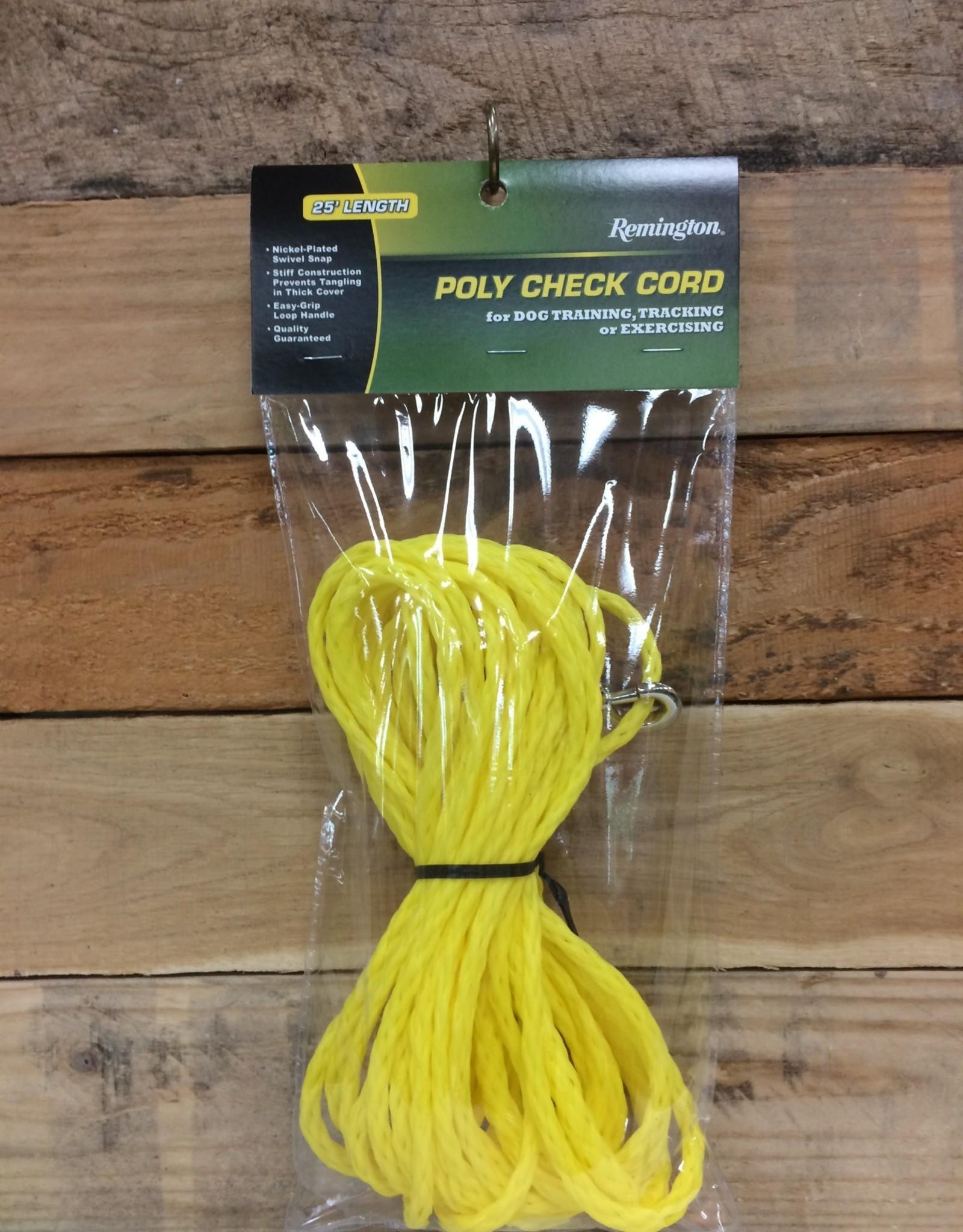 Coastal Pet Products Coastal remington poly check cord 25 ft