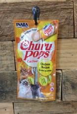 Inaba Ciao INABA CHURU POP CAT TREAT CHICKEN RECIPE 2.16 OZ