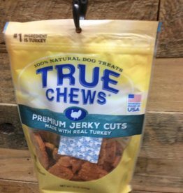 True Chew turkey jerky filets 12oz