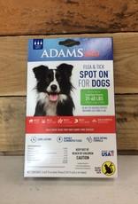 Central Life Sciences- Adams Adams Plus Flea & Tick Spot On Dog Large 3 Month