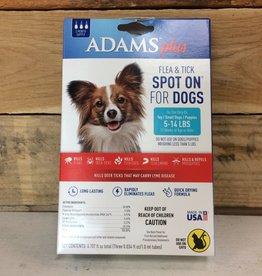 Central Life Sciences- Adams Adams Plus Flea & Tick Spot On Dog Small 3 Month