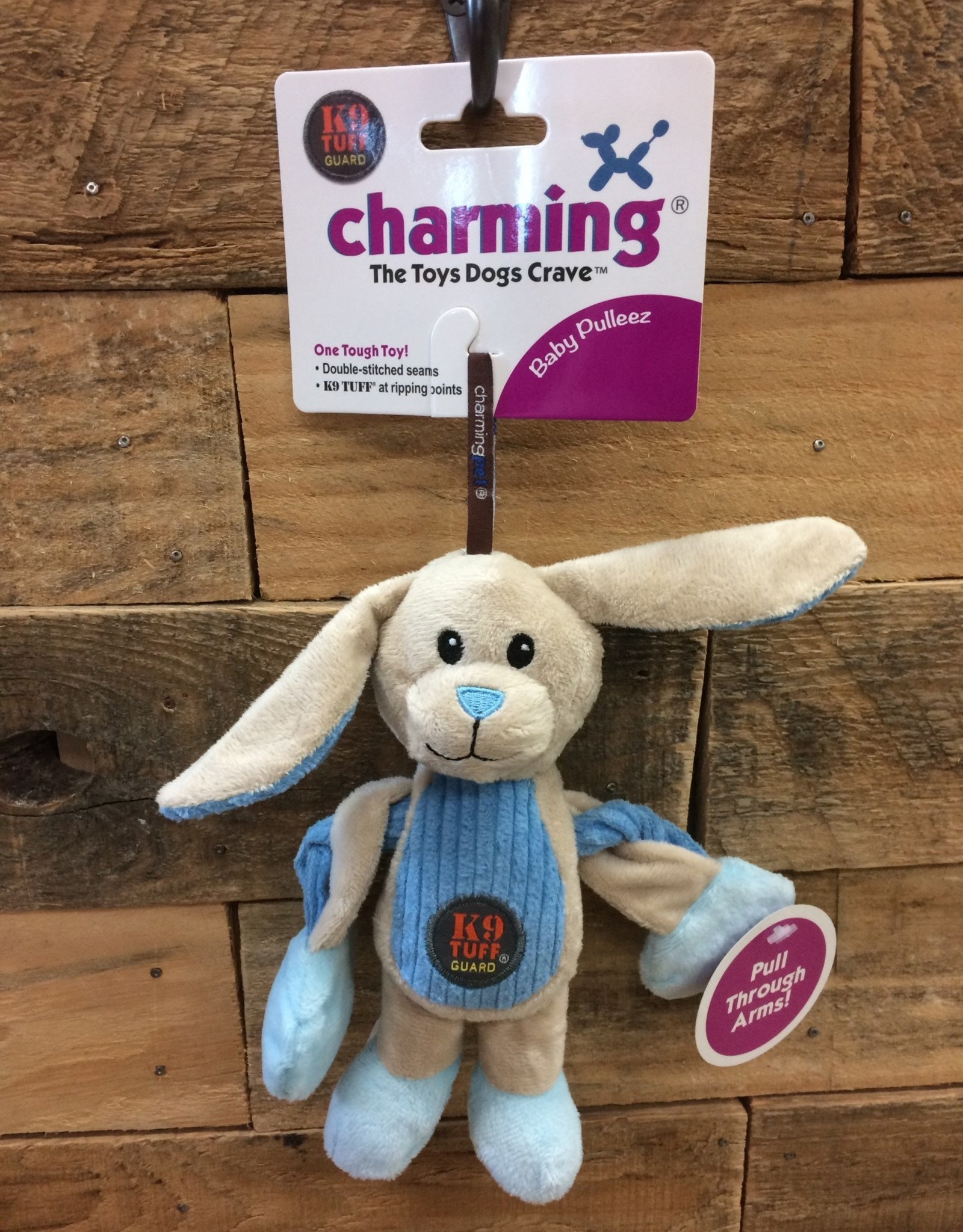 Outward Hound - Charming Pet Charming Pet Baby Pullez Bunny