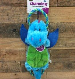 Outward Hound - Charming Pet Charming Pet Magic Mats Dragon Blue