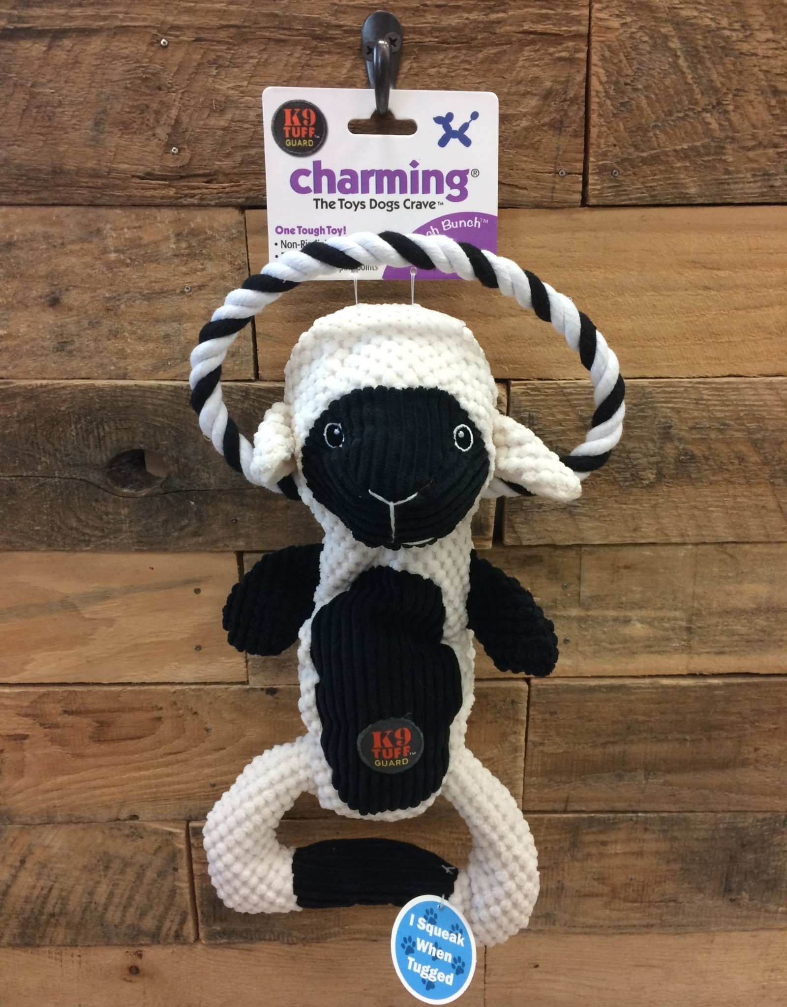 Outward Hound - Charming Pet Charming Pet Scrunch Bunch Lamb
