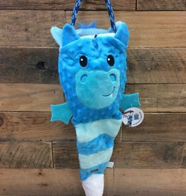 Outward Hound - Charming Pet Charming Pet Tuggerz Unicorn/Dragon Blue