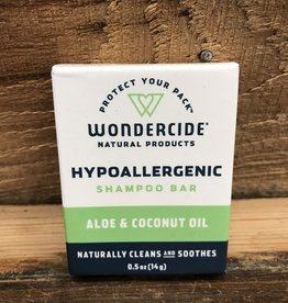 Wondercide Hypoallergenic Shampoo Bar .65 oz Trial