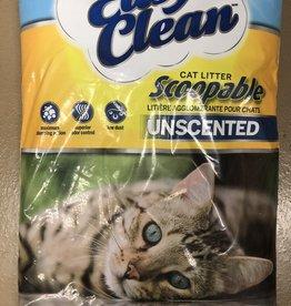 Pestell yellow UNSCENTED litter 40#