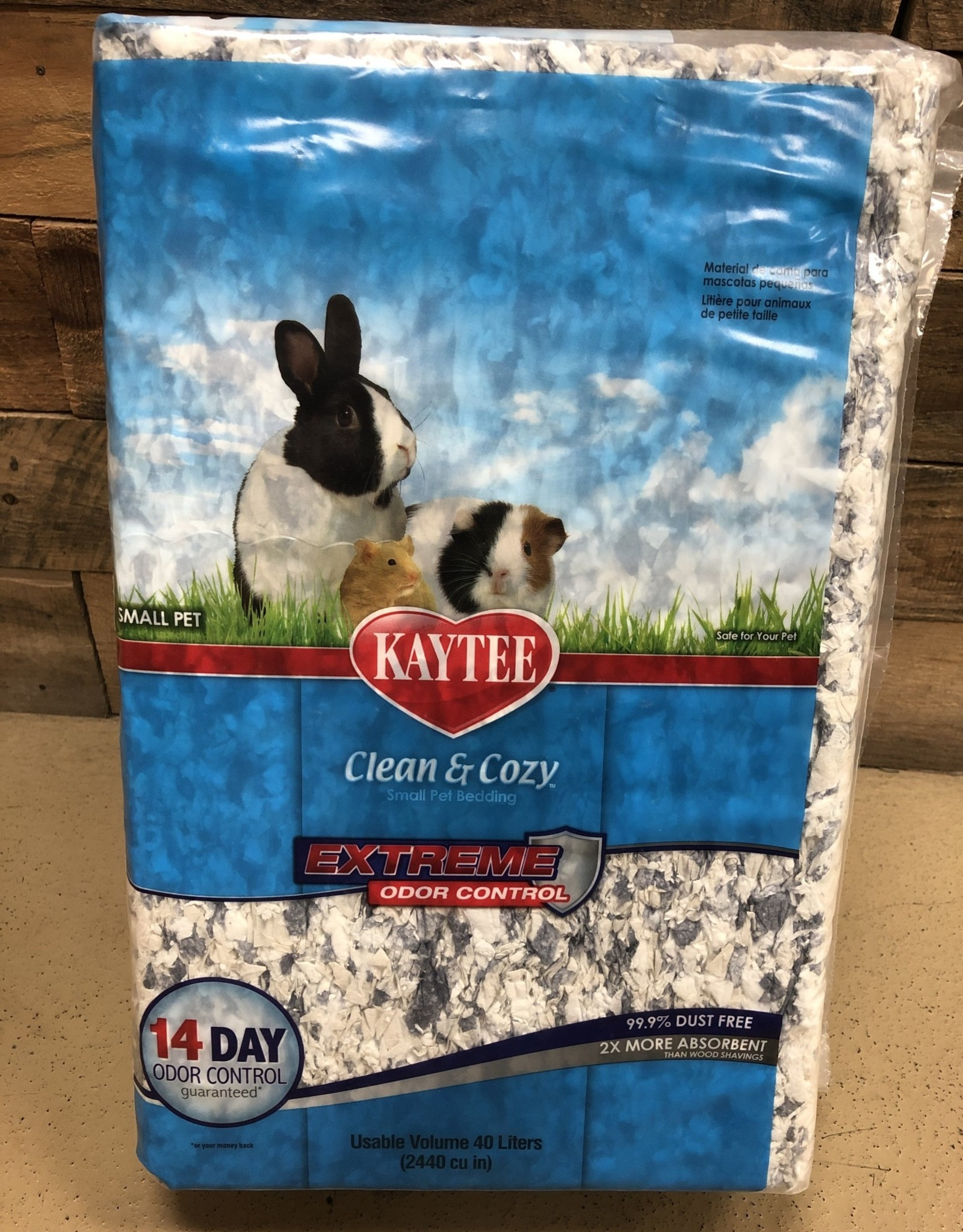 Kaytee Clean & Cozy Extreme Odor 40L