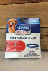 Central Life Sciences- Adams Adams Plus Flea & Tick Collar Dog Lg