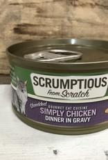 Scrumptious SCRUMPTIOUS CAT CHICKEN GRAVY 2.8OZ
