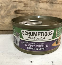 Scrumptious SCRUMPTIOUS CAT CHICKEN GRAVY 2.8OZ