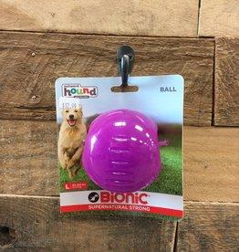 Outward Hound - Bionic Bionic Ball purple LG