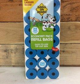 Bramton Bramton Bags On Board Refill Pantry Pack - 315 Ct