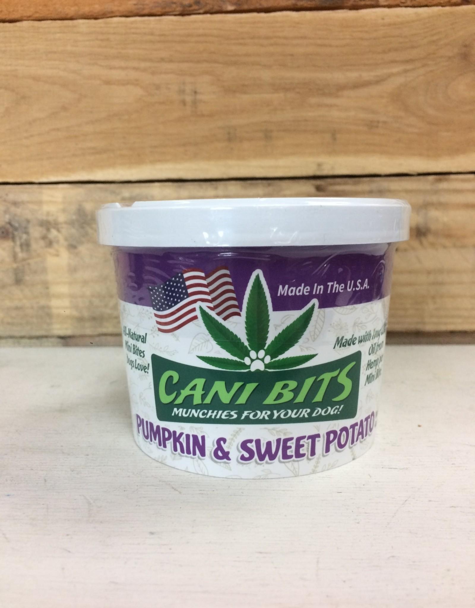 Cani Bits cani-bites pumpkin swt pot 4 oz
