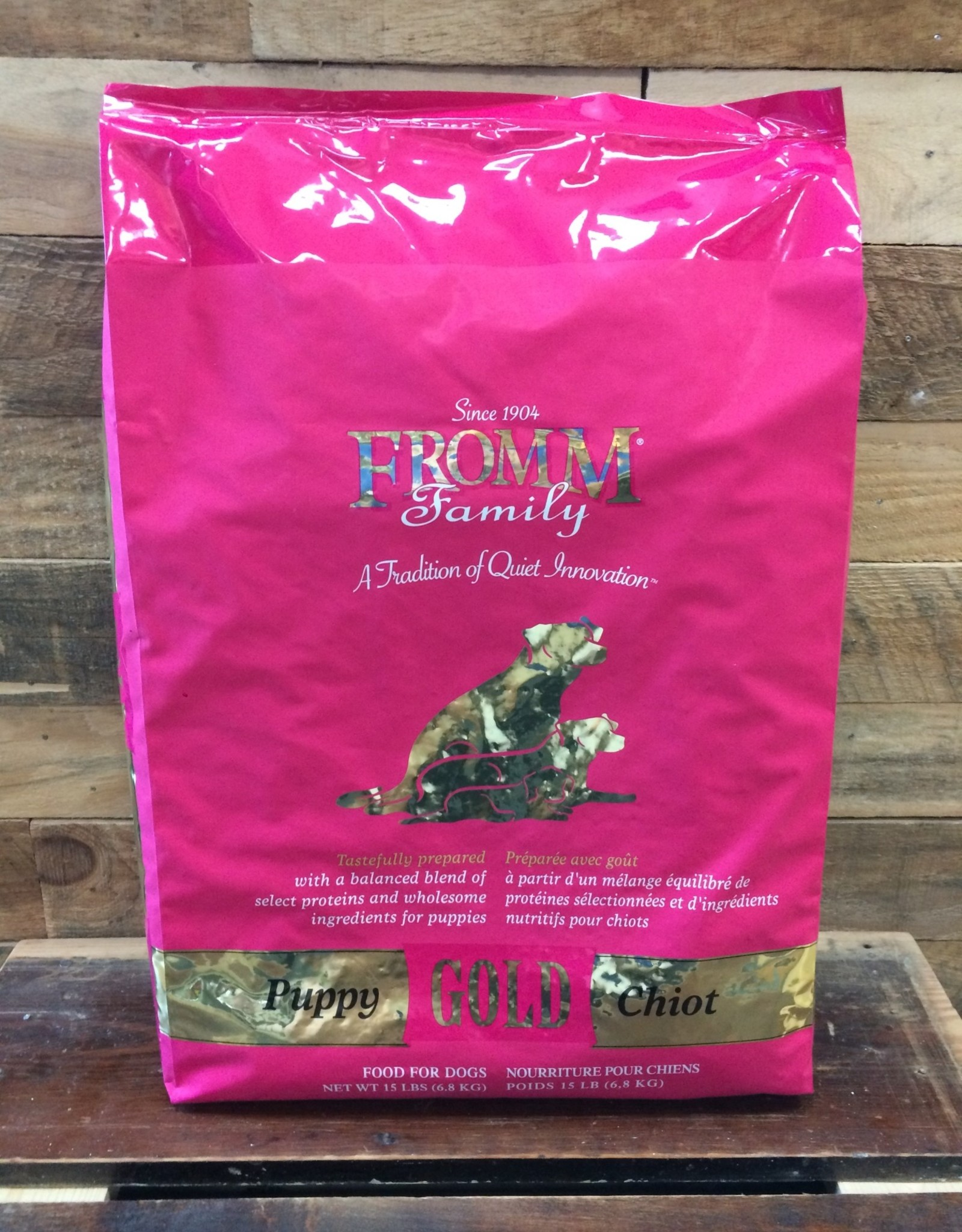 Fromm Family Foods Fromm Gold Puppy - 3 Sizes Dog