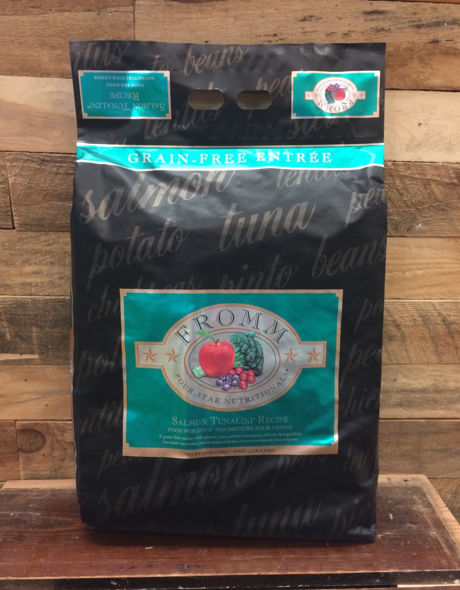Fromm Family Foods Fromm 4 Star GF Salmon Tunalini - 3 sizes Dog