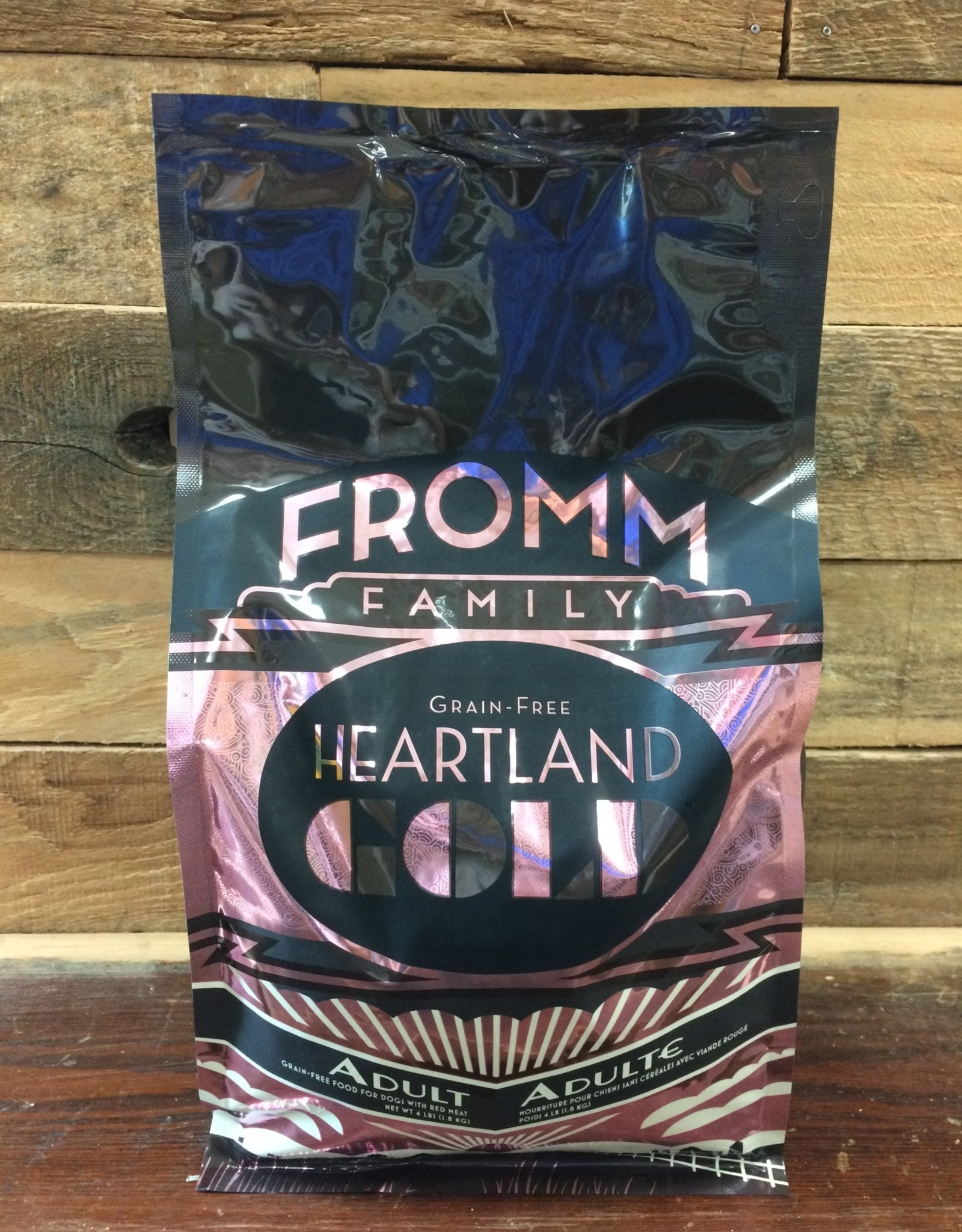 Fromm Family Foods Fromm Gold Heartland GF Adult - 3 sizes Dog