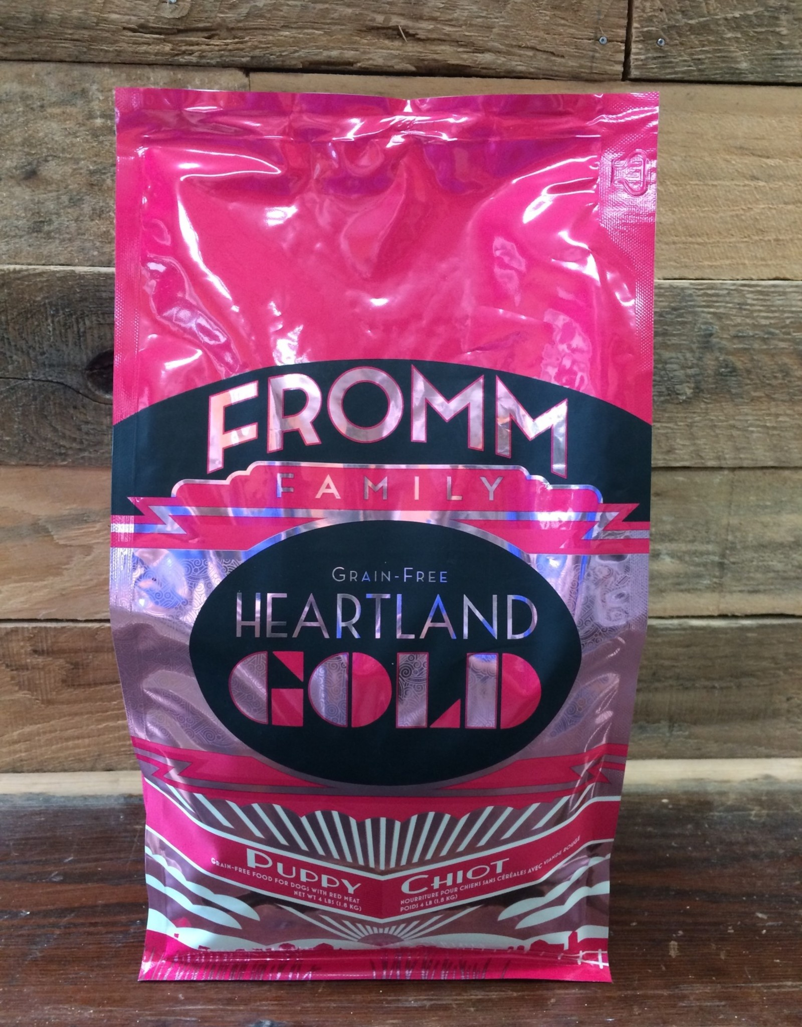 Fromm Family Foods Fromm Gold Heartland GF Puppy - 3 sizes Dog