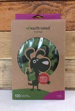 Earth rated bio scented handle poop bags 120