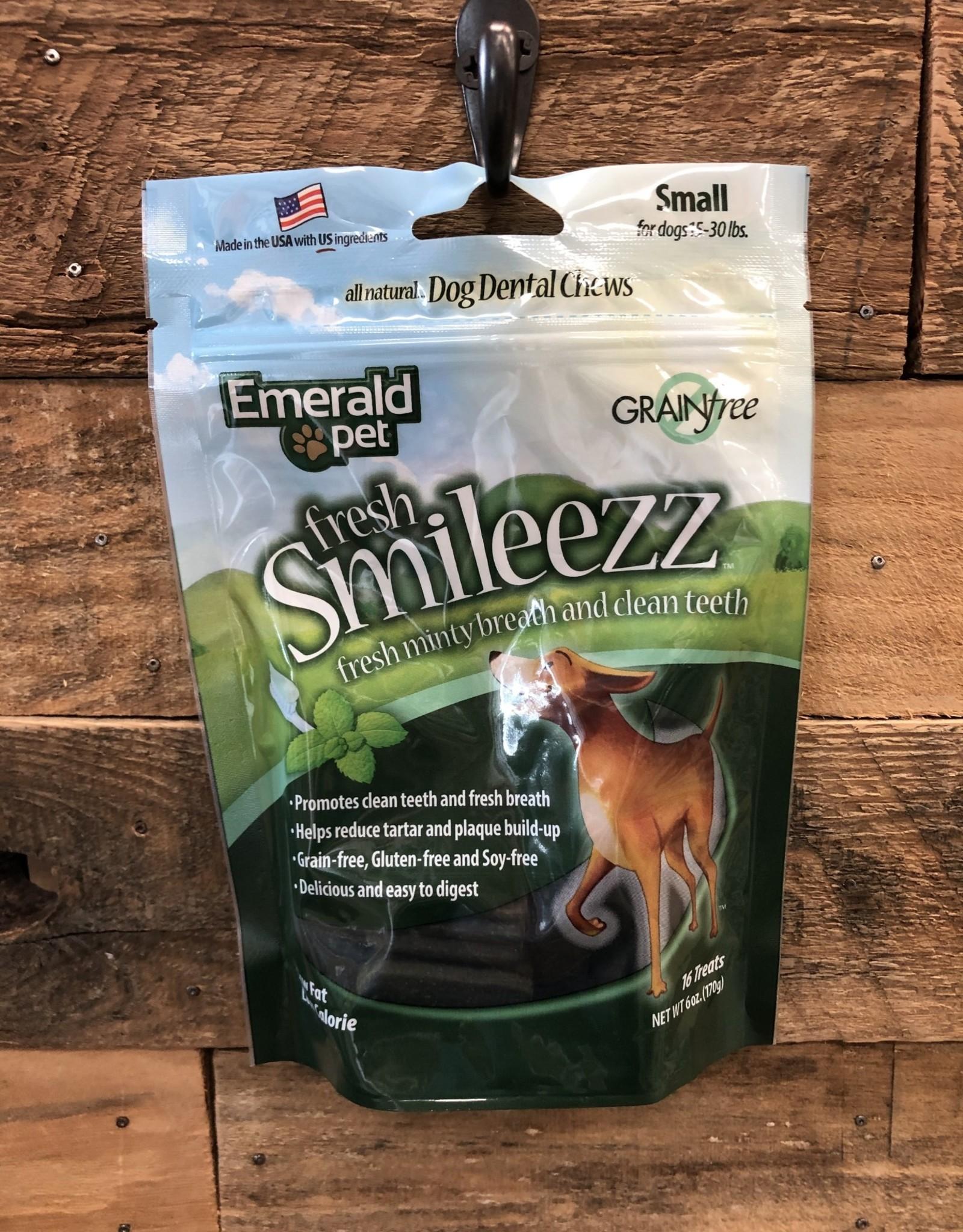Emerald Pet Smileezz GF Dental Sm